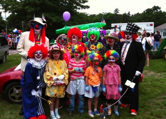 Clown Camp 2008